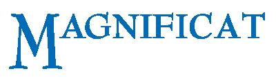Logo de: Magnificat