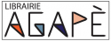 Logo de: Librairie AGAPÈ